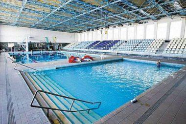 Εθνικό Κολυμβητήριο Θεσσαλονίκης
