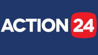 Εύα Καϊλή στο ZOOM NEWS - ACTION24 Ευρωεκλογές 2014