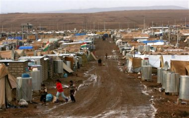 Humanitarian crisis in Iraq and Syria, in particular in the IS context