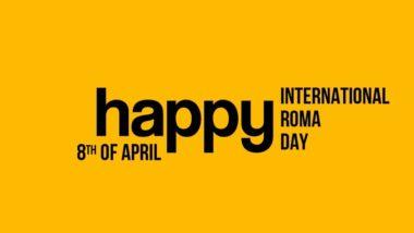 Διεθνής Ημέρα των Ρομά - αντι-αθιγγανισμός στην Ευρώπη και αναγνώριση από την ΕΕ της ημέρας αφιερωμένης στη μνήμη της γενοκτονίας των Ρομά κατά τη διάρκεια του Β' ΠΠ