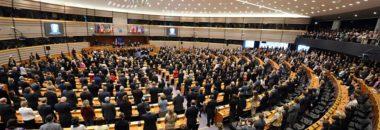 Ψηφοφορία στο Ευρωκοινοβούλιο
