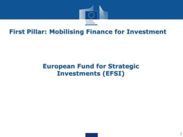 Ευρωπαϊκό Ταμείο Στρατηγικών Επενδύσεων (συζήτηση)