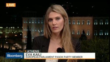Bloomberg: The Tension Is Huge in Greece