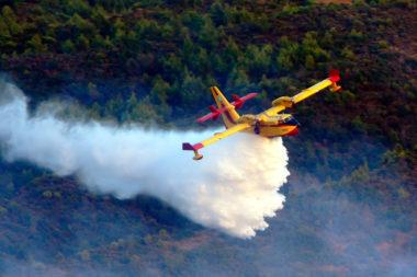 Διατήρηση της 383 Μοίρας Ειδικών Επιχειρήσεων και Αεροπυρόσβεσης (ΜΕΕΑ) στη Θεσσαλονίκη