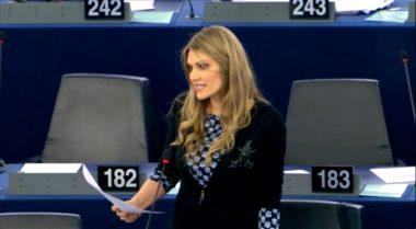 Υπερψήφιση των προτάσεων της Εύας Καϊλή στη γνωμοδότηση του ΕΚ για την Ένωση των Κεφαλαιαγορών