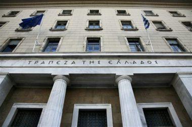 Recent recapitalisation of Greek banks