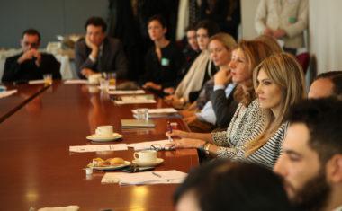 Συνάντηση εργασίας στο ΕΚ για την στήριξη Ελληνικών μικρομεσαίων επιχειρήσεων