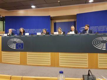 Ημερίδα για την γενοκτονία των Ποντίων στο Ευρωπαϊκό Κοινοβούλιο