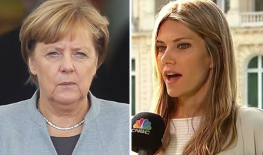 Germany should 'DISTRIBUTE WEALTH' in eurozone! Greek MEP makes SHOCK demand